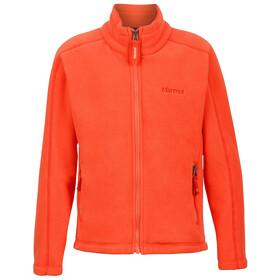 Marmot Lassen - Veste Enfant - orange